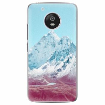 Plastové pouzdro iSaprio - Highest Mountains 01 - Lenovo Moto G5