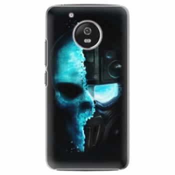 Plastové pouzdro iSaprio - Roboskull - Lenovo Moto G5