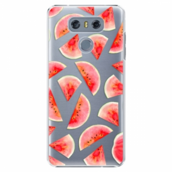 Plastové pouzdro iSaprio - Melon Pattern 02 - LG G6 (H870)
