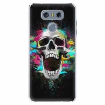 Plastové pouzdro iSaprio - Skull in Colors - LG G6 (H870)