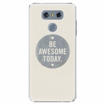 Plastové pouzdro iSaprio - Awesome 02 - LG G6 (H870)