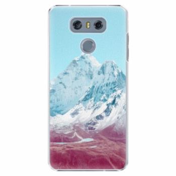 Plastové pouzdro iSaprio - Highest Mountains 01 - LG G6 (H870)