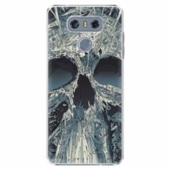 Plastové pouzdro iSaprio - Abstract Skull - LG G6 (H870)