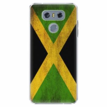 Plastové pouzdro iSaprio - Flag of Jamaica - LG G6 (H870)