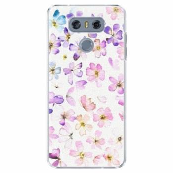 Plastové pouzdro iSaprio - Wildflowers - LG G6 (H870)
