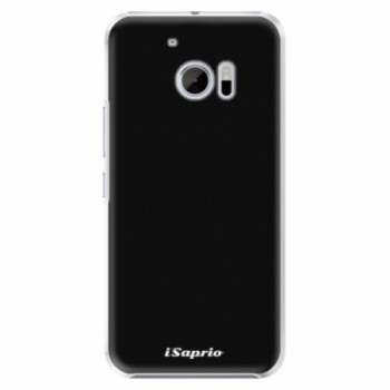 Plastové pouzdro iSaprio - 4Pure - černý - HTC 10