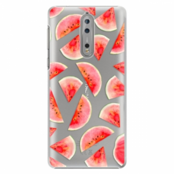 Plastové pouzdro iSaprio - Melon Pattern 02 - Nokia 8