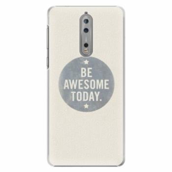 Plastové pouzdro iSaprio - Awesome 02 - Nokia 8