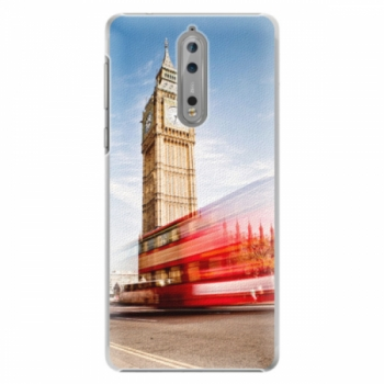Plastové pouzdro iSaprio - London 01 - Nokia 8