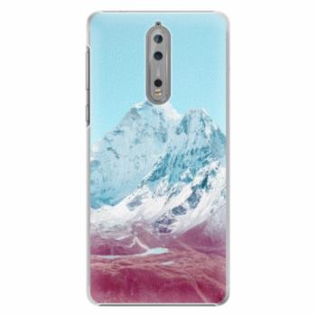 Plastové pouzdro iSaprio - Highest Mountains 01 - Nokia 8