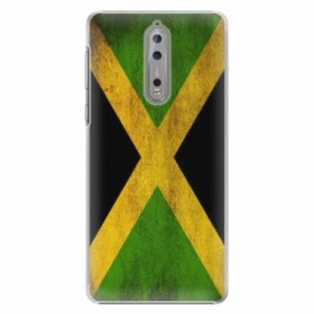 Plastové pouzdro iSaprio - Flag of Jamaica - Nokia 8