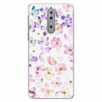 Plastové pouzdro iSaprio - Wildflowers - Nokia 8