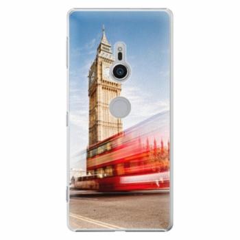 Plastové pouzdro iSaprio - London 01 - Sony Xperia XZ2