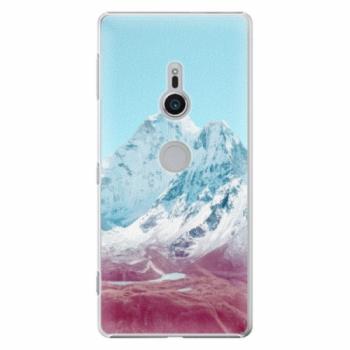 Plastové pouzdro iSaprio - Highest Mountains 01 - Sony Xperia XZ2