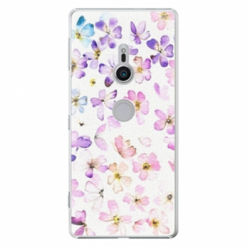 Plastové pouzdro iSaprio - Wildflowers - Sony Xperia XZ2