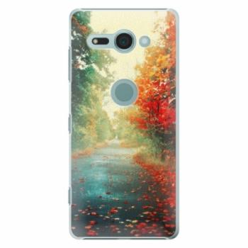 Plastové pouzdro iSaprio - Autumn 03 - Sony Xperia XZ2 Compact