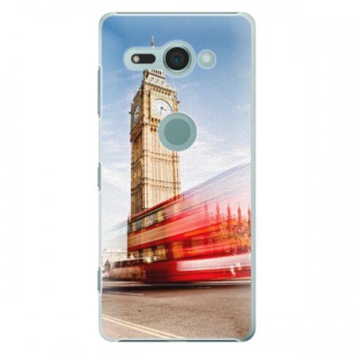 Plastové pouzdro iSaprio - London 01 - Sony Xperia XZ2 Compact