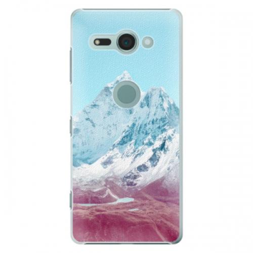 Plastové pouzdro iSaprio - Highest Mountains 01 - Sony Xperia XZ2 Compact