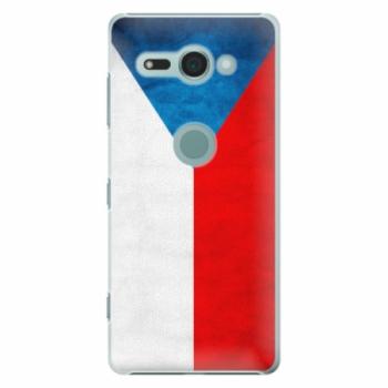 Plastové pouzdro iSaprio - Czech Flag - Sony Xperia XZ2 Compact