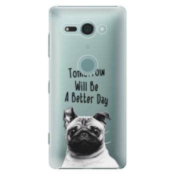 Plastové pouzdro iSaprio - Better Day 01 - Sony Xperia XZ2 Compact