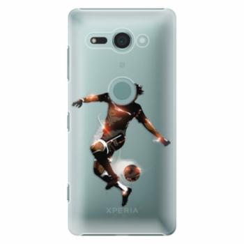 Plastové pouzdro iSaprio - Fotball 01 - Sony Xperia XZ2 Compact