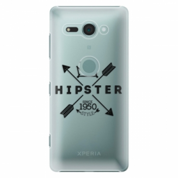 Plastové pouzdro iSaprio - Hipster Style 02 - Sony Xperia XZ2 Compact
