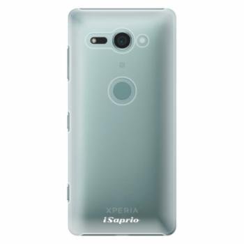 Plastové pouzdro iSaprio - 4Pure - mléčný bez potisku - Sony Xperia XZ2 Compact
