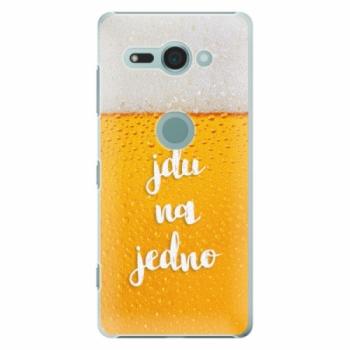 Plastové pouzdro iSaprio - Jdu na jedno - Sony Xperia XZ2 Compact