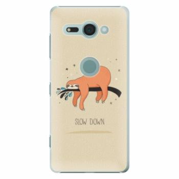 Plastové pouzdro iSaprio - Slow Down - Sony Xperia XZ2 Compact