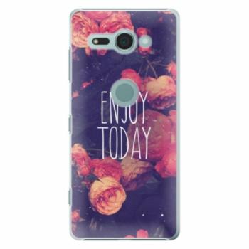 Plastové pouzdro iSaprio - Enjoy Today - Sony Xperia XZ2 Compact