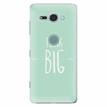 Plastové pouzdro iSaprio - Think Big - Sony Xperia XZ2 Compact