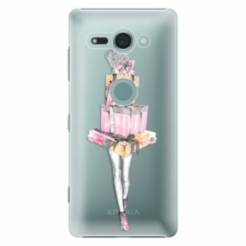 Plastové pouzdro iSaprio - Queen of Shopping - Sony Xperia XZ2 Compact