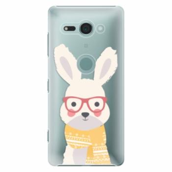 Plastové pouzdro iSaprio - Smart Rabbit - Sony Xperia XZ2 Compact