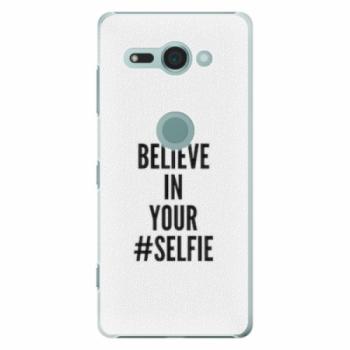 Plastové pouzdro iSaprio - Selfie - Sony Xperia XZ2 Compact