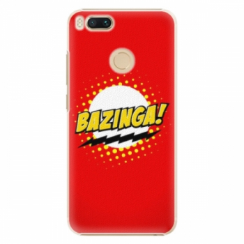 Plastové pouzdro iSaprio - Bazinga 01 - Xiaomi Mi A1