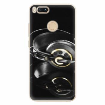 Plastové pouzdro iSaprio - Headphones 02 - Xiaomi Mi A1