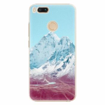 Plastové pouzdro iSaprio - Highest Mountains 01 - Xiaomi Mi A1