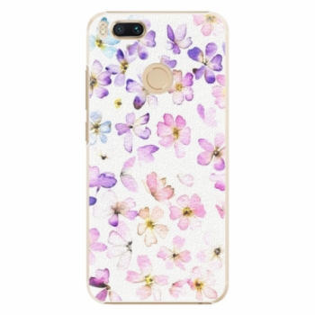 Plastové pouzdro iSaprio - Wildflowers - Xiaomi Mi A1