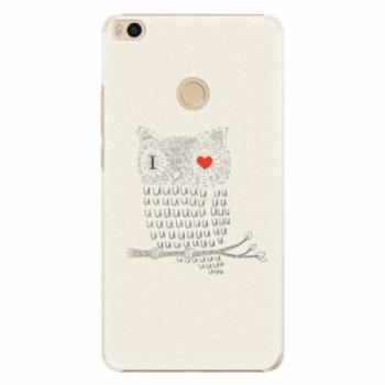 Plastové pouzdro iSaprio - I Love You 01 - Xiaomi Mi Max 2