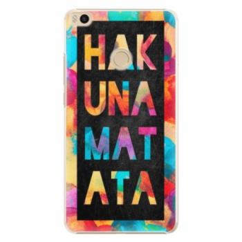 Plastové pouzdro iSaprio - Hakuna Matata 01 - Xiaomi Mi Max 2
