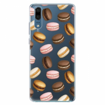 Plastové pouzdro iSaprio - Macaron Pattern - Huawei P20