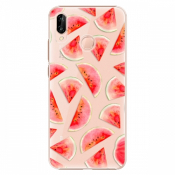 Plastové pouzdro iSaprio - Melon Pattern 02 - Huawei P20 Lite