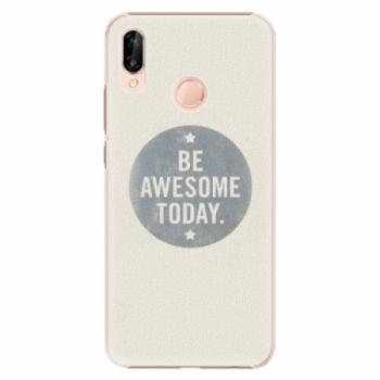 Plastové pouzdro iSaprio - Awesome 02 - Huawei P20 Lite