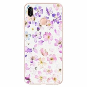 Plastové pouzdro iSaprio - Wildflowers - Huawei P20 Lite