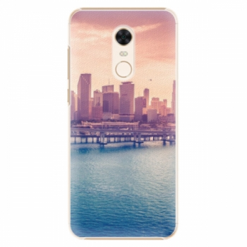 Plastové pouzdro iSaprio - Morning in a City - Xiaomi Redmi 5 Plus