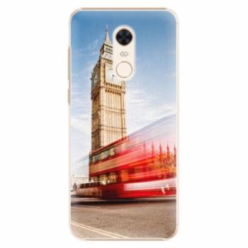 Plastové pouzdro iSaprio - London 01 - Xiaomi Redmi 5 Plus