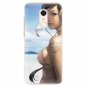 Plastové pouzdro iSaprio - Girl 02 - Xiaomi Redmi 5 Plus