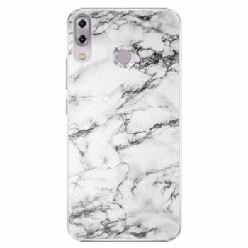 Plastové pouzdro iSaprio - White Marble 01 - Asus ZenFone 5 ZE620KL