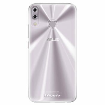 Plastové pouzdro iSaprio - 4Pure - mléčný bez potisku - Asus ZenFone 5 ZE620KL