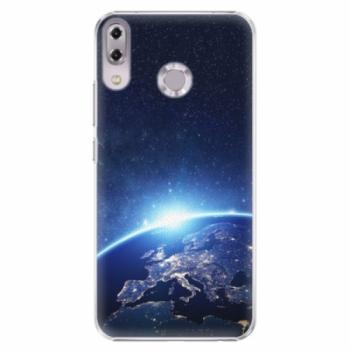 Plastové pouzdro iSaprio - Earth at Night - Asus ZenFone 5 ZE620KL